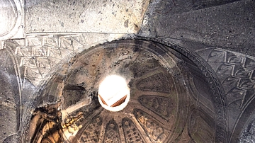 One of the Domes at Geghard Monastery