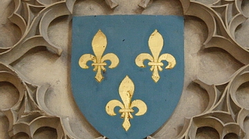 Coat of Arms of the Kings of France