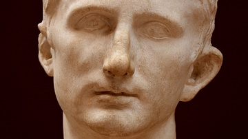 Bust of the Emperor Augustus