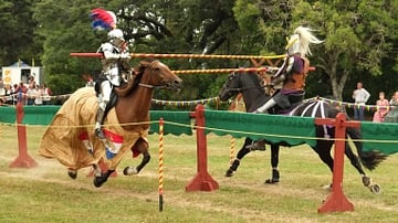 Joust Re-enactment