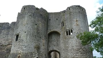 Gatehouse, Chepstow Castle