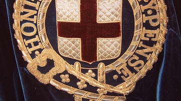 Order of the Garter Badge