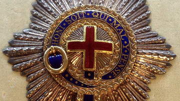 Star of the Order of the Garter
