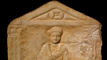Funerary Stele from Aleppo