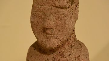 Bust of Goddess Cybele from Gordium