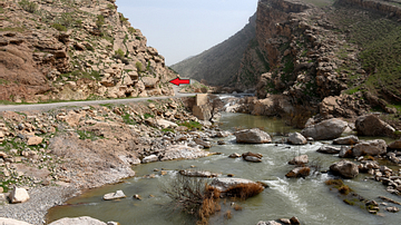 Darband-i Basara and its Rock Relief