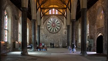 Great Hall, Winchester Castle