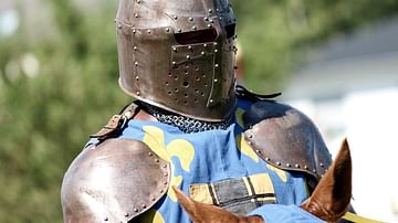 The Armour of an English Medieval Knight