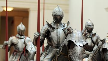 Knights in Armour, 15th century CE