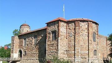 Hall Keep, Colchester Castle