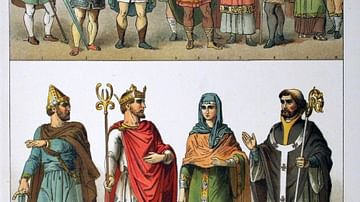 Anglo-Saxon Clothing, 6-9th century CE