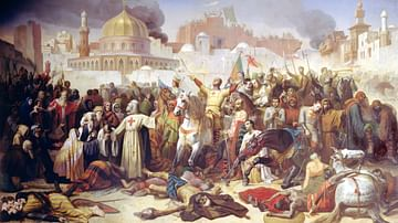 The Crusades: Causes & Goals