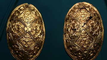 Viking Age Oval Brooches