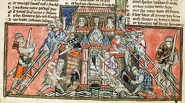 The Siege of Antioch, 1097-8 CE