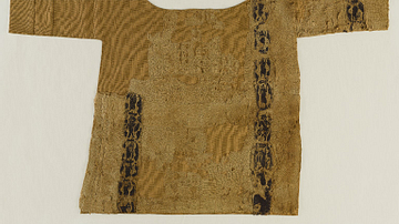Child's Tunic from Byzantine Egypt