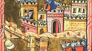The Siege of Acre, 1189-91 CE