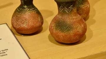 Philia Culture Pottery from Cyprus