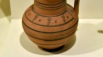 Jug from Phrygia