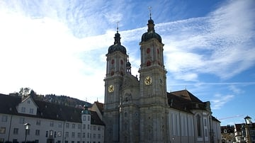 St. Gallen Cathedral