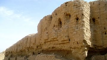 The Ziggurat at Kish
