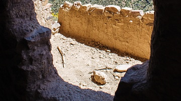 Doorway, Tonto National Monument