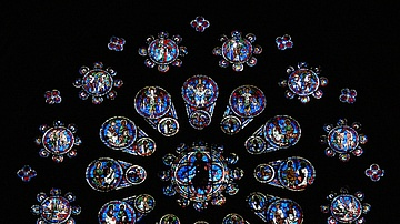 West Rose Window, Chartres Cathedral
