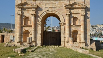 The North Gate, Jerash