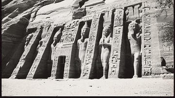 Temple of Hathor, Abu Simbel