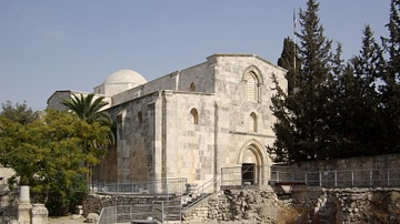 Church of St. Anne, Jerusalem