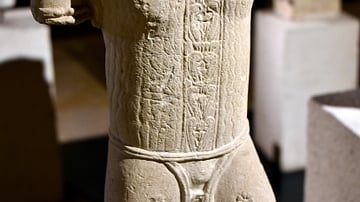 Torso of a Male from Cyprus