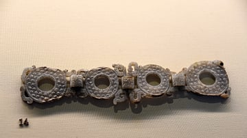 Eastern Zhou Jade Belt Ornament