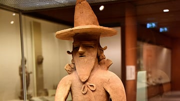Haniwa Figure of a Chieftain