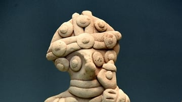 Hittite Figurine from Carchemish