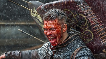 A. Hogh Anderson as Ivar the Boneless