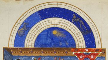 January, Les Tres Riches Heures