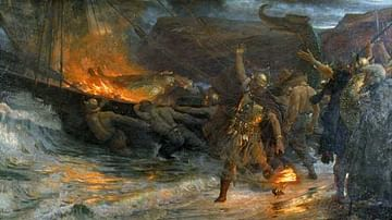 Norse Ghosts & Funerary Rites