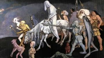 The Fomorians by John Duncan