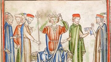 Coronation of Harold Godwinson