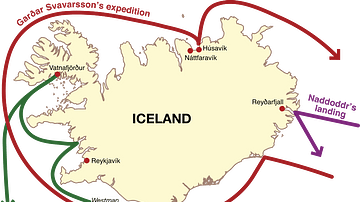 The Settlement of Iceland