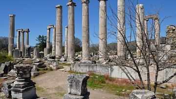 Temple of Aphrodite at Aphrodisias