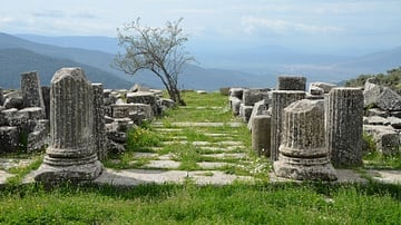 Top 10 Archaeological Sites in Caria, Turkey