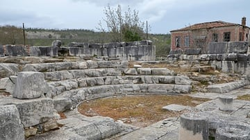 Bouleuterion of Stratonicea