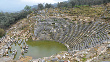 Theatre at Stratonicea
