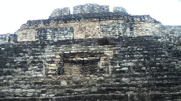 Temple of The Ways, Chacchoben