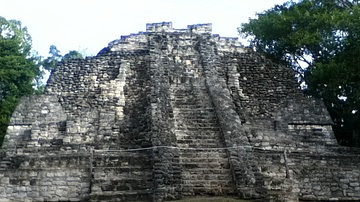 Temple of the Vessels, Chacchoben