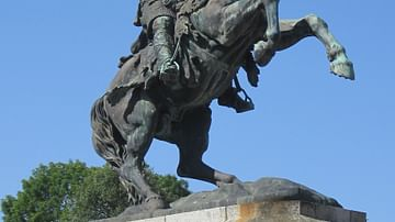 Statue of William the Conqueror
