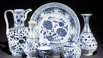 Ming Dynasty Blue-and-White Porcelain