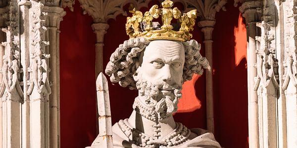 King Stephen of England