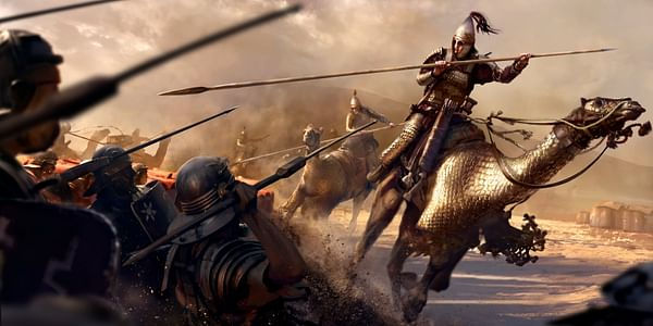 Battle of Carrhae, 53 BCE