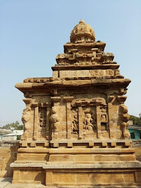 On the Pallava Trail in Kanchipuram